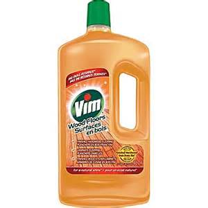 vim oxy gel hardwood floor cleaner staples