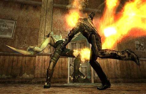Ghost Rider Screenshots Preview Gaming Nexus