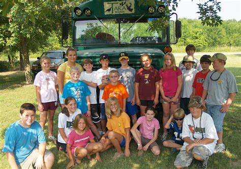 Vicksburg Mississippi Summer Youth Camps: Outdoor Camps