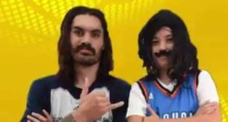 VIDEO: Steven Adams tells Thunder fan he'll cut his hair ...