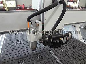 CNC Wood Door Making Machine with Side Milling