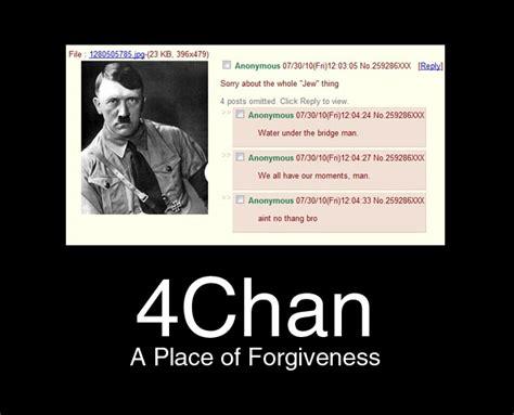 4chan Meme - 4chan forgives