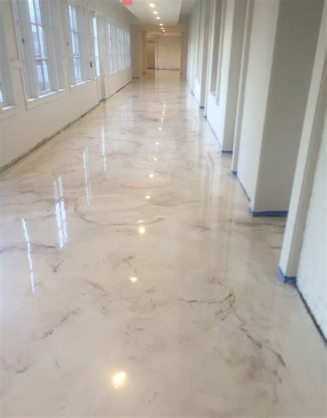 epoxy flooring deco crete studios pearl metallic epoxy floor decorative concrete deco crete studios www
