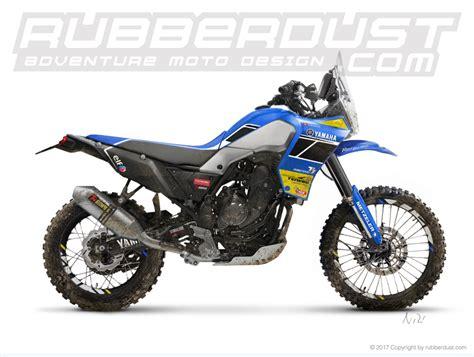 Yamaha T700 Ténéré Concepts