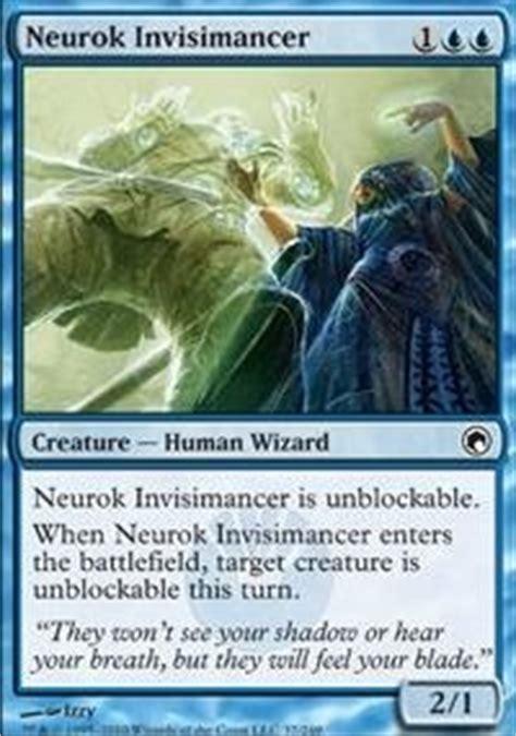 defender unblockable modern mtg deck