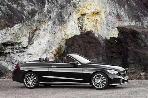 convertible mercedes designer fabric new 2016 mercedes c class cabriolet