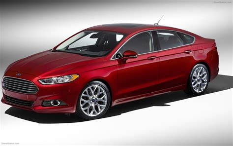 ford fusion  widescreen exotic car wallpapers