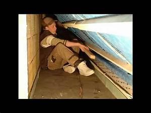 Dachdämmung Von Innen Kosten : dachausbau dachisolierung youtube ~ Lizthompson.info Haus und Dekorationen