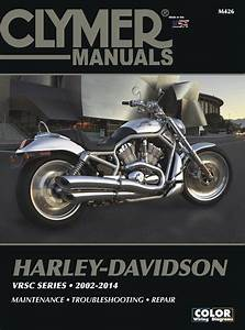 Harley-davidson Vrsc Series Repair Manual