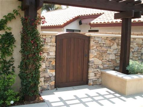 outdoor gates black diamond landscapes pool spa construction outdoor living rooms custom built bbq s