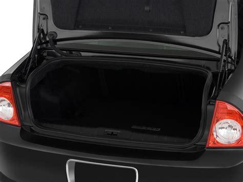 2011 Chevrolet Malibu 4-door Sedan Ltz Trunk, Size