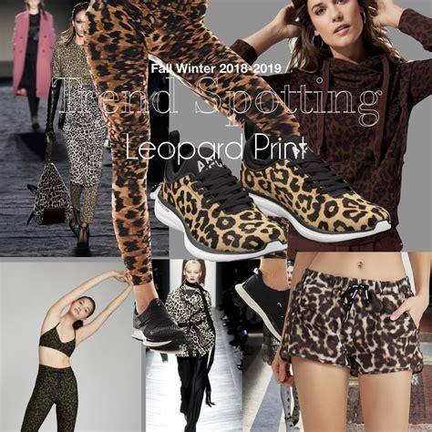 trend spotting fall 2018 s fashion trend animal print