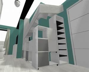 Isolation Phonique Mur Chambre : isoler une chambre best cloison pour separer une chambre ~ Premium-room.com Idées de Décoration