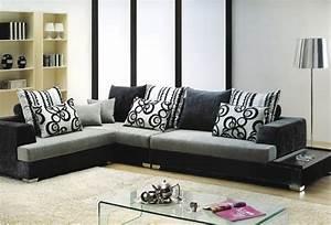 DIVANI SOGGIORNO DIVANI ANGOLARI DIVANO SALOTTO MEGA SOFA TESSUTO ANGOLARE C&G Home design