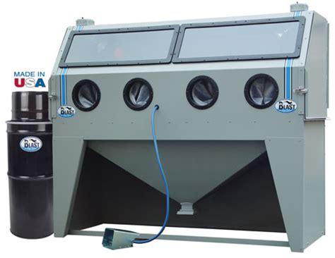 skat blast sandblasting cabinet tp tools 174 985 wide load skat sand blast sandblasting