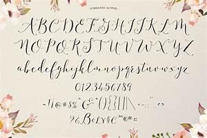 Fashionista Modern Calligraphy by Emily Spadoni ...
