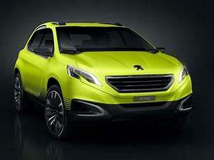Future 2008 Peugeot : peugeot 2008 concept foto ufficiali presentazione nuovi modelli auto autopareri ~ Dallasstarsshop.com Idées de Décoration