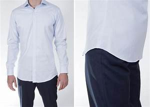 How Long Should the Shirt Length be? | Proper Cloth Reference