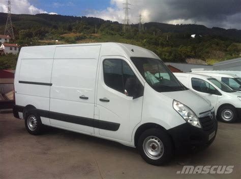 Opel Movano by Used Opel Movano Furg 243 N L2h2 Panel Vans Year 2016 Price
