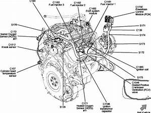 Where Is Pcv Valve On 2002 4 2l V6 Engine  How Do I Get At