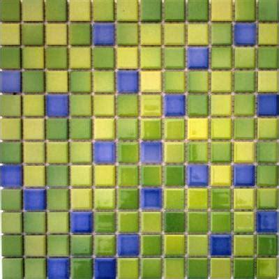 Keramisches Mosaikfliesen Im Fliesen Mosaik