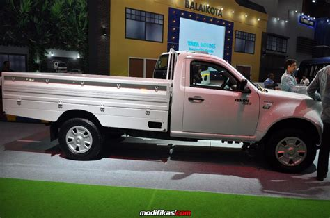 Modifikasi Tata Xenon by Iims 2017 Tata Motors Boyong Xenon Hd Dan Ace Ht Dls