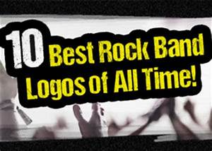 The 10 Best Rock Band Logos Of All Time – Erin Sweeney Design
