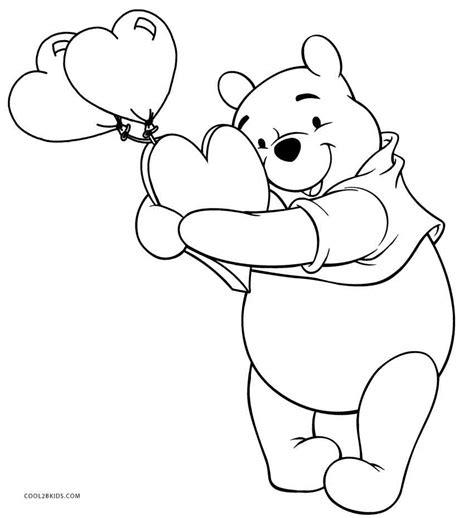 printable winnie  pooh coloring pages  kids