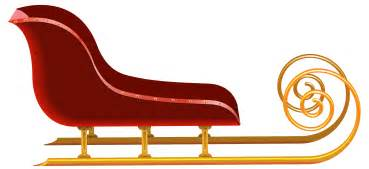 Sled Christmas Decoration by Red Sleigh Png Clip Art Image Gallery Yopriceville
