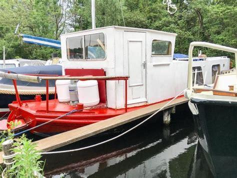 Tweedehands Woonboot by Woonboten Te Koop Oost Vlaanderen De Gratis Zoekertjes