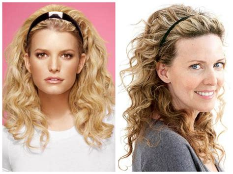 Curly Hairstyle Ideas For An Oval Face