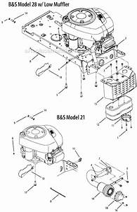Mtd 13ac762f729 Parts List And Diagram