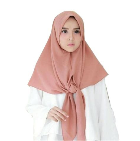 promo jilbab hijab segitiga instan kerudung segi tiga