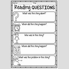 Reading Response Worksheets  Graphic Organizers And Printables  Teaching  Reading Response