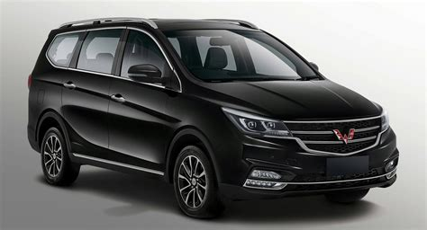 Wuling Cortez Picture by Wuling Cortez Shows That Gm Still Sells Minivans In