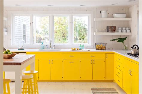 And Yellow Kitchen Ideas by 37 Colorful Kitchen Ideas To Brighten Your Cooking Space