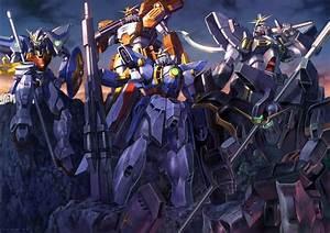 Gundam Wing Zero Wallpapers - Wallpaper Cave