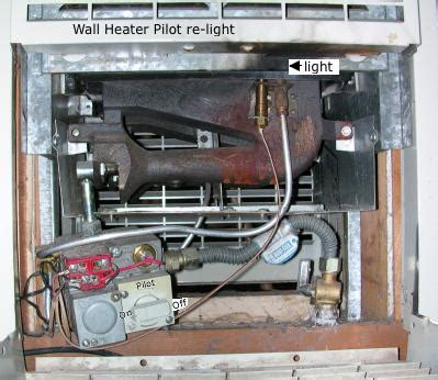 how to light a wall heater mcbride cabin notes