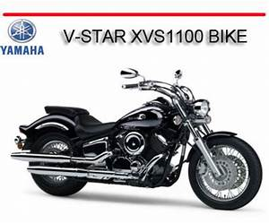 Yamaha V-star Xvs1100 Bike Repair Service Manual