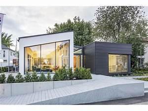 Bungalow Mit Pultdach : luxhaus open einfamilienhaus von luxhaus vertrieb gmbh ~ Lizthompson.info Haus und Dekorationen