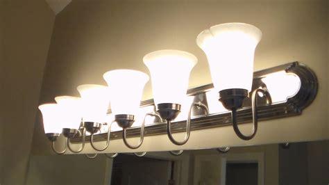 Replacing Bathroom Fixtures by How To Replace Bathroom Lighting