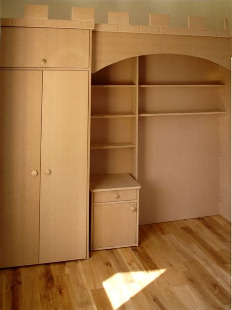 Wardrobe With Dressing Unit by Child S Castle Design Bedroom Unit By Brian