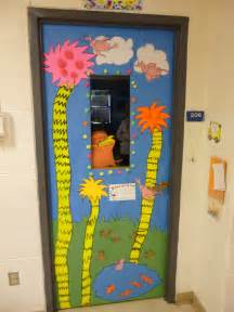 artistic freedom seuss door decorating results