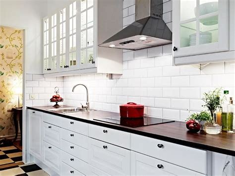 white kitchen subway tile backsplash 17 best images about where to stop a tiled backsplash on 1828