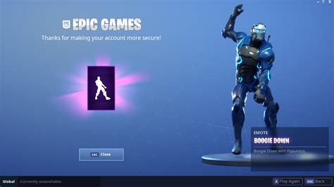 fortnite gifting fortnite is gifting an emote to players who use their two