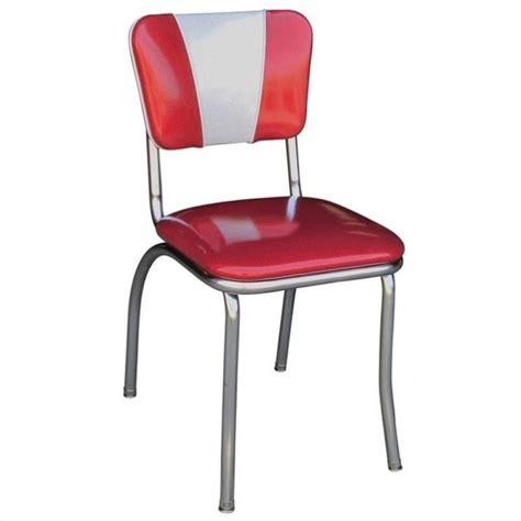 richardson seating retro 1950s v back diner dining chair