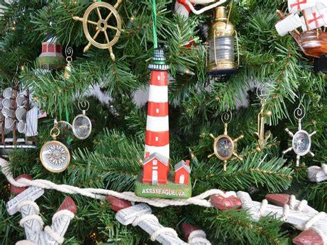 buy assateague lighthouse christmas tree ornament