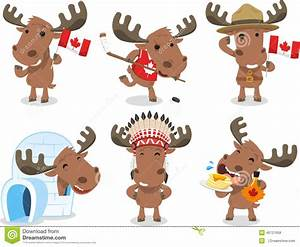 Canadian Moose Cartoon | www.imgkid.com - The Image Kid ...