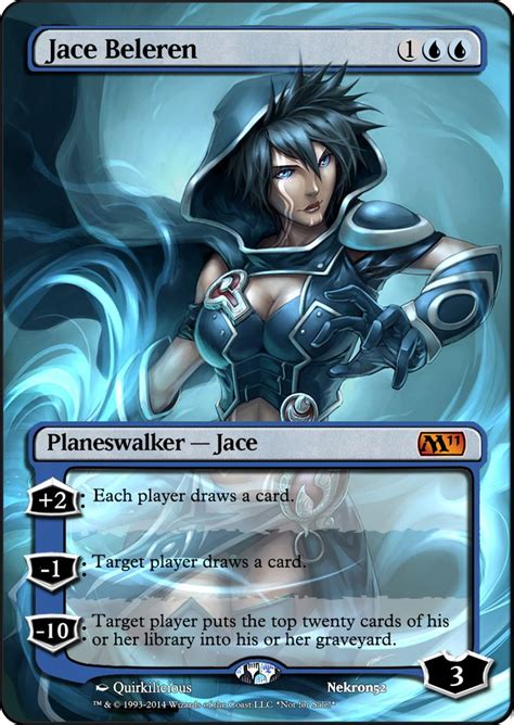 0008204659 the archive of magic the jace beleren magic the gathering mtg pinterest