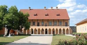 Castle Of Eger In Eger  Hungary